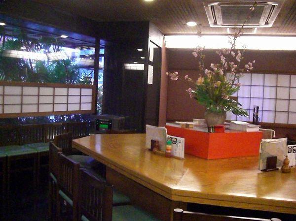 更科堀井 inside
