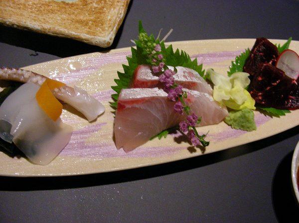 季楽 sashimi