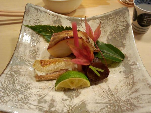京味 マナガツオ西京焼