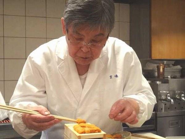 京味 西健一郎