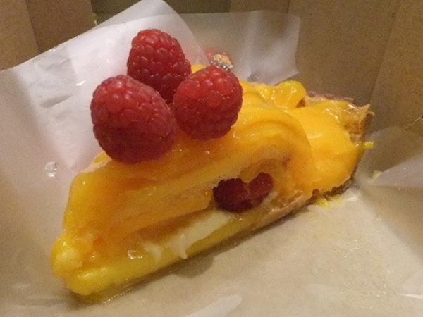 キルフェボン 完熟マンゴーのタルト cut enlarge