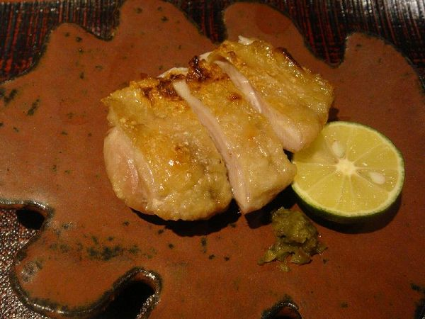 食幹 地鶏焼き