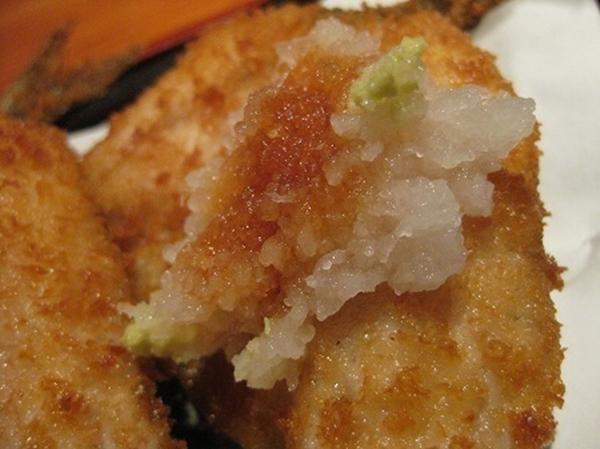 京ばし松輪 究極のアジフライ wasabi