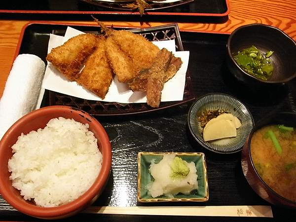 京ばし松輪 究極のアジフライ セット