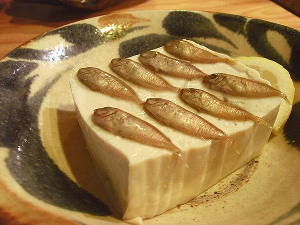 東京うりずん スクガラス豆腐