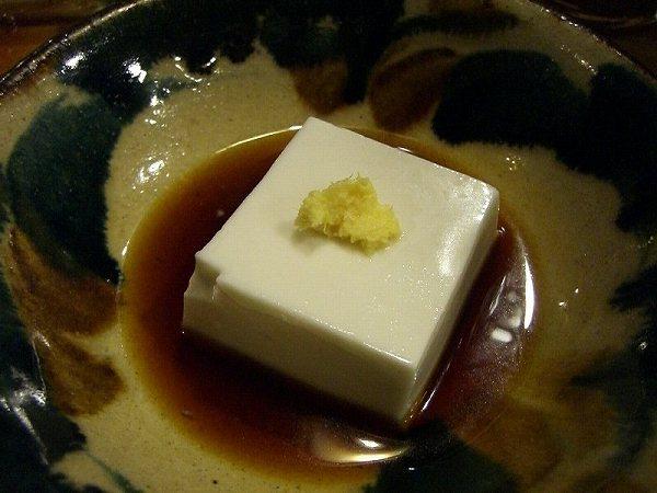 東京うりずん ジーマミー豆腐