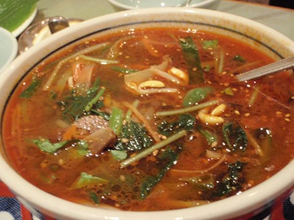テグタンスープ enlarge