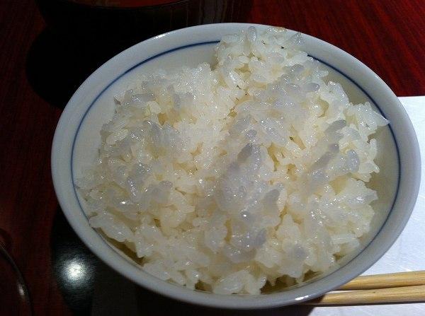 ぶどう家 rice