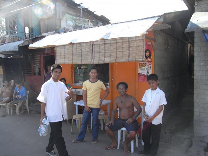 フィリピンの人々