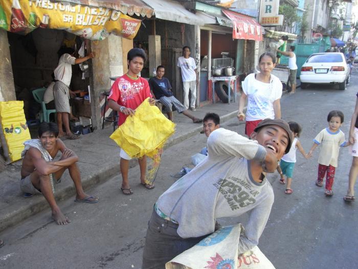 フィリピンの町2