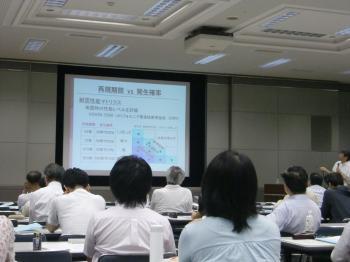 名大 森 保宏先生によるリスクの視点で考える 建築物の耐震安全性