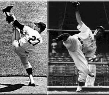 沢村栄治が真似をした大リーガー投手カール ハッベルフリー画像