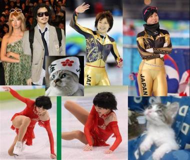 バンクーバーオリンピックの國母選手問題と女性オリンピック選手の:完全無修正画像