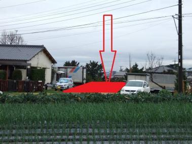三島市内のKさん所有地完全無修正写真画像