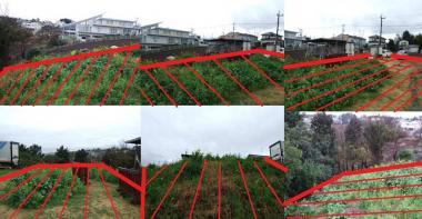 静岡県三島市 Kさん所有地 完全無修正デジカメ編集写真