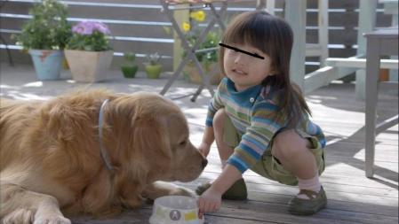 近所の4歳になった可愛い女の子の○子ちゃん写真