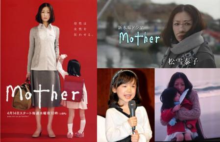完全無修正デジカメ編集写真の松雪泰子 Mother 母性は女性を狂わせる