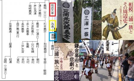 横須賀市の三浦一族や三浦一党の完全無修正写真