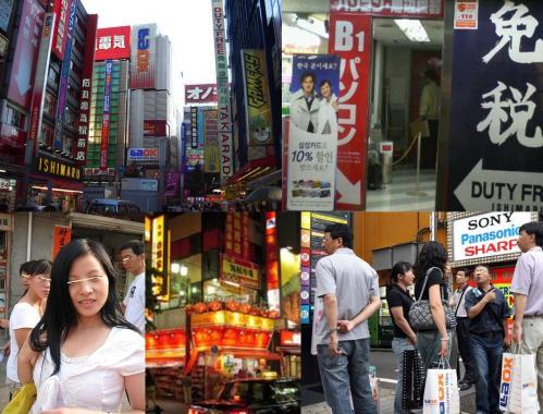 東京は秋葉原電気街や池袋のチャイナタウンで買い物する中国人が日中関係にモノ申す