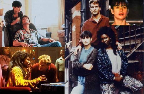 映画 1990年 ゴースト ニューヨークの幻 の写真です