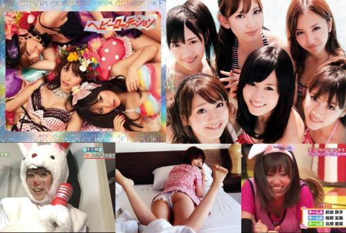 AKB48の吉村の自宅侵入に板野友美の尻に前田敦子に板野友美に北原里英