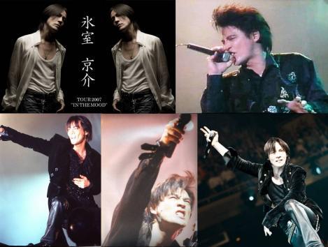 氷室京介が東京ドームで復興支援コンサートをする予定の写真画像