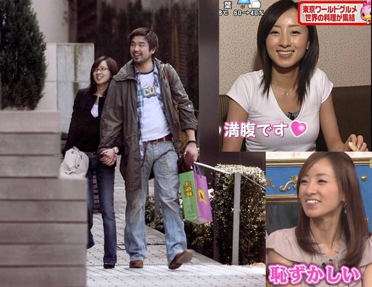 流出画像 夫婦 日テレの西尾由佳里女子アナのプライベート写真に子供はつくらない恥ずかしい写真