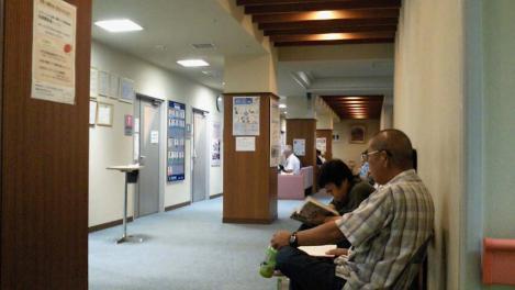 西島病院2011 8.27