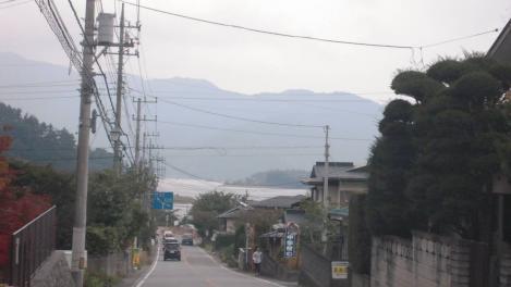 富士五胡の河口湖のデジカメ写真