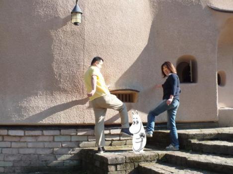 埼玉県ムーミンの家でムーミンをシバく我が夫婦2011.1029DSCN3199 (21)