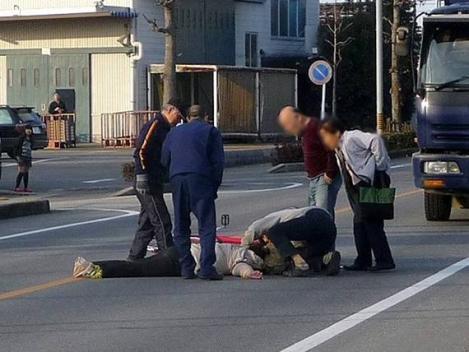 名古屋市北区で大学生をひき逃げか脳挫傷で病院にて死亡事故