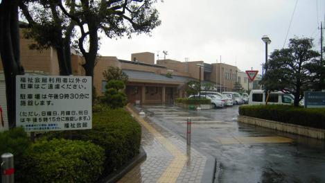原発・放射能について講義が行われた長泉町福祉会館
