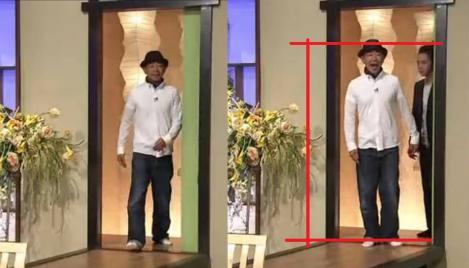 チャン・グンソクの身長の詐欺問題の証拠写真 1