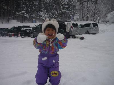 今年も雪山へ行きました!