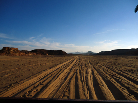 dahab desert2013