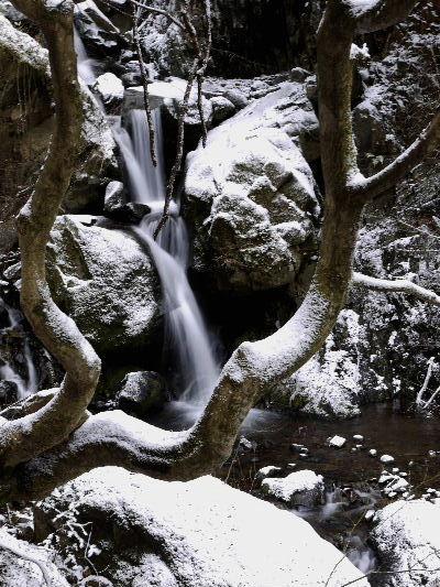 白猪の滝・七釜 130125 03