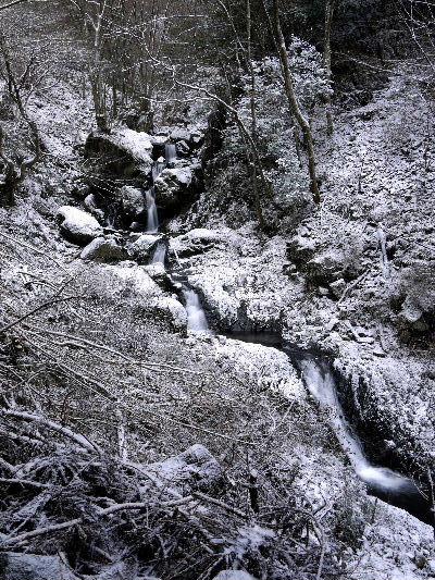 白猪の滝・七釜 130125 01