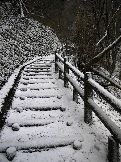 白猪の滝・七釜 130125 05