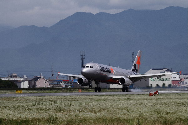 GK A320-232 JA04JJ RJOM 130611 02