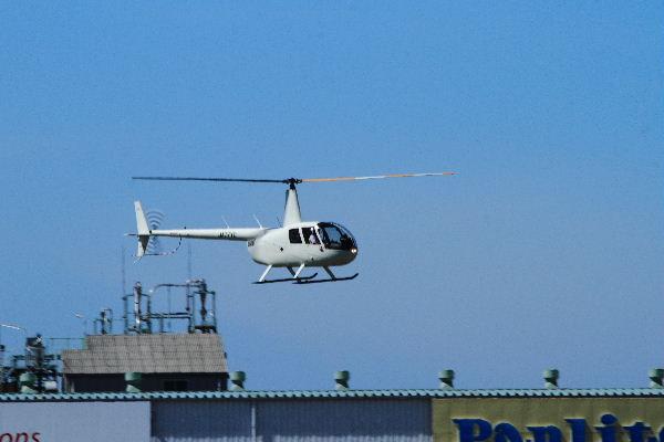 雄飛航空 ロビンソンR44ⅡJA77YC RJOM 130710 04