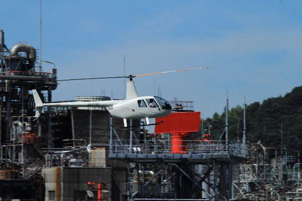 雄飛航空 ロビンソンR44ⅡJA77YC RJOM 130710 05