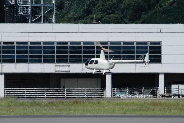 雄飛航空 ロビンソンR44ⅡJA77YC RJOM 130710 06