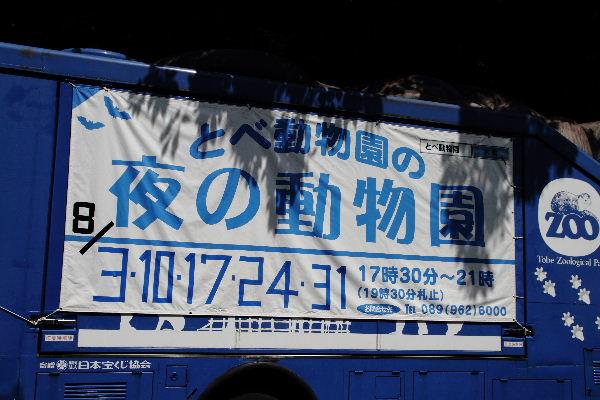 TobeZoo 夜の動物園 130720 01