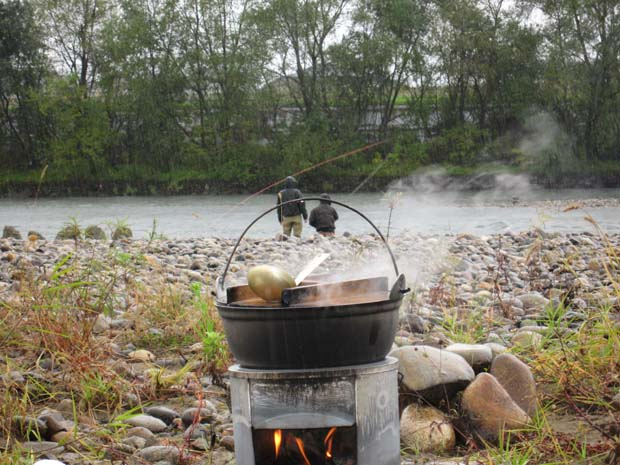 芋煮会とスペー会