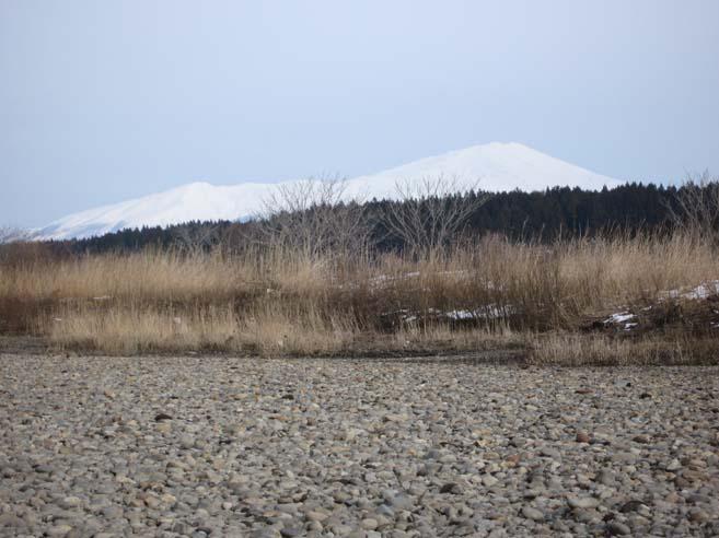 例年の今頃の鳥海山景色