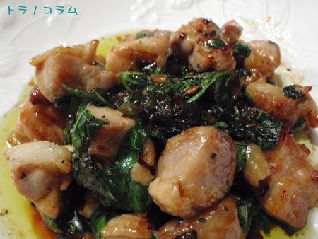 タイ料理なのニャ