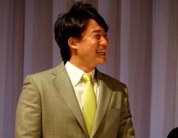 絵日記1・27兄貴トークショー1