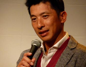 絵日記1・31矢野トークショー3