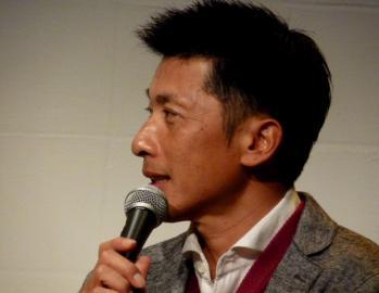 絵日記1・31矢野トークショー1