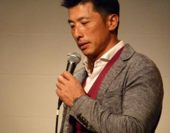 絵日記1・31矢野トークショー10